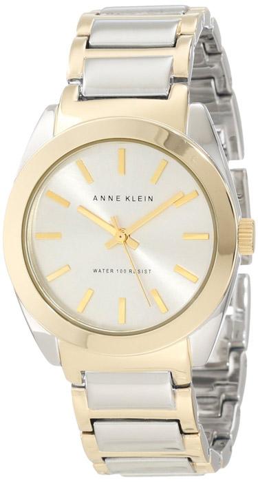 Zegarek damski Anne Klein bransoleta AK-1061SVTT - duże 1
