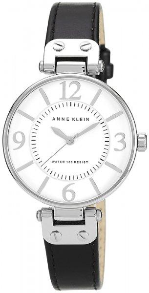 Zegarek damski Anne Klein pasek AK-109169WTBK - duże 1