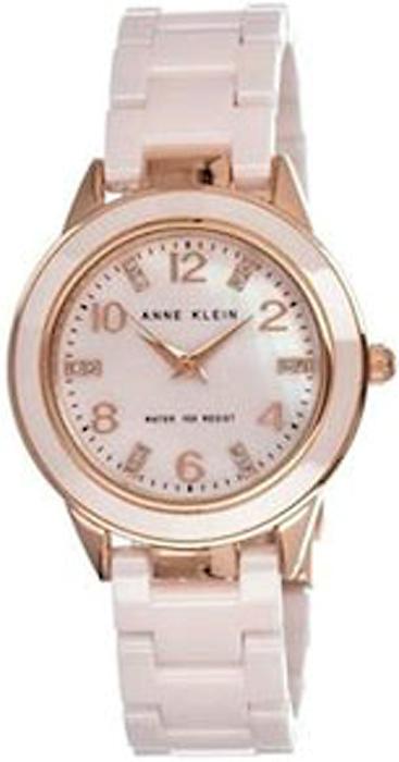 Zegarek damski Anne Klein bransoleta AK-109344RGLP - duże 1