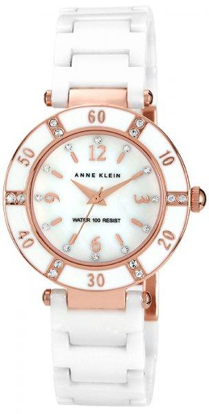 Zegarek damski Anne Klein bransoleta AK-109416RGWT - duże 1