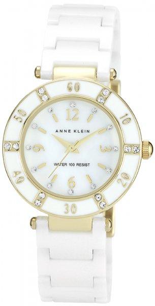 Zegarek damski Anne Klein bransoleta AK-109416WTWT - duże 1