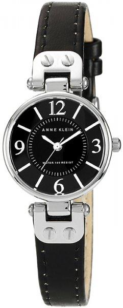 Zegarek damski Anne Klein pasek AK-109443BKBK - duże 1