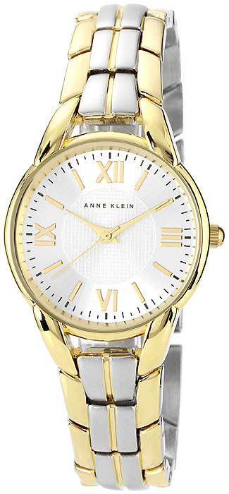 Zegarek damski Anne Klein bransoleta AK-109815SVTT - duże 1