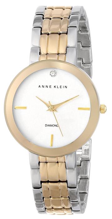 Zegarek damski Anne Klein bransoleta AK-1111SVTT - duże 1