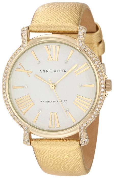 Zegarek damski Anne Klein pasek AK-1154WTGD - duże 1