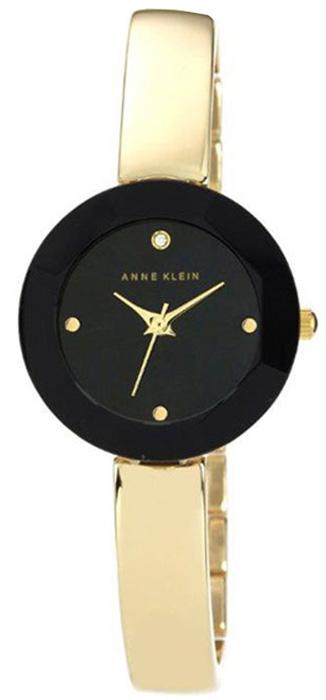 Zegarek damski Anne Klein bransoleta AK-1158BKGB - duże 1