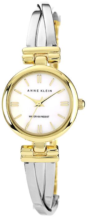 Zegarek damski Anne Klein bransoleta AK-1171MPTT - duże 1