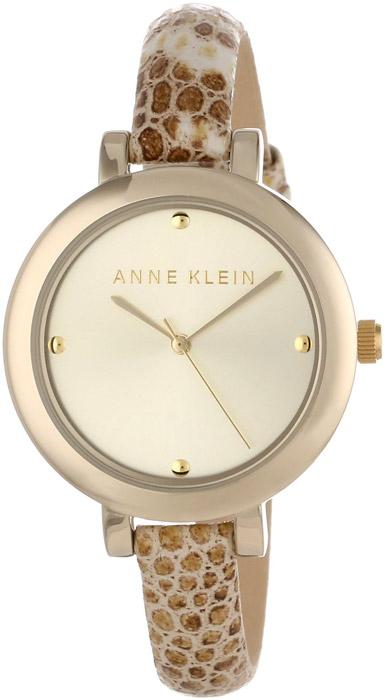Zegarek damski Anne Klein pasek AK-1236CHTN - duże 1