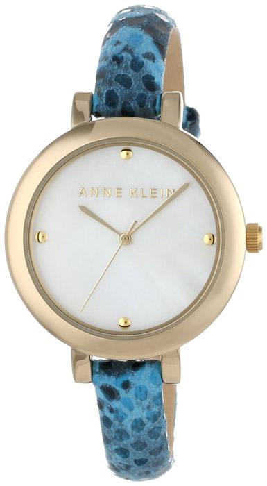Zegarek damski Anne Klein pasek AK-1236MPTQ - duże 1
