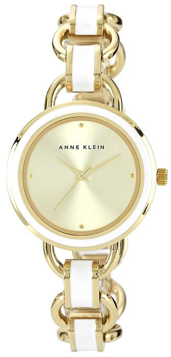 Zegarek damski Anne Klein bransoleta AK-1246WTGB - duże 1