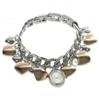 Zegarek damski Anne Klein bransoleta AK-1249CHRM - duże 1