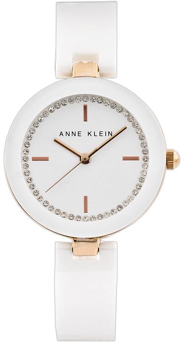 Zegarek damski Anne Klein bransoleta AK-1314RGWT - duże 1