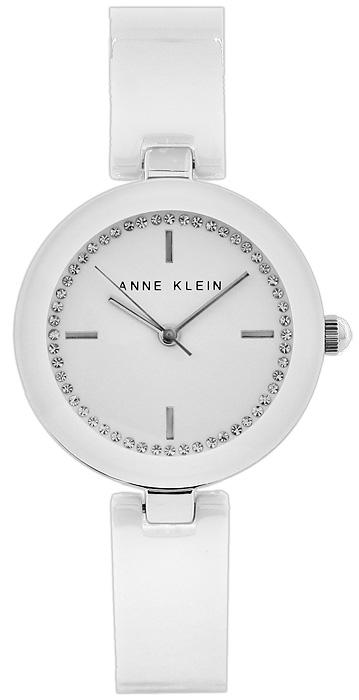 Zegarek damski Anne Klein bransoleta AK-1315WTWT - duże 1