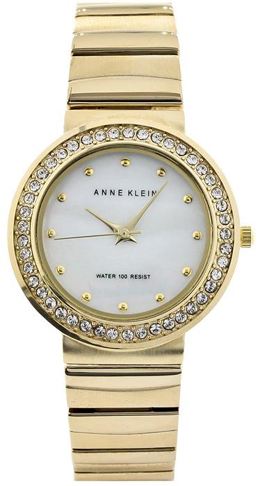 Zegarek damski Anne Klein bransoleta AK-1330MPGB - duże 1