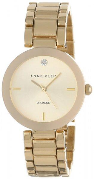 Zegarek Anne Klein  AK-1362CHGB - duże 1