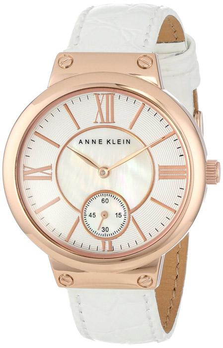 Zegarek damski Anne Klein pasek AK-1400RGWT - duże 1
