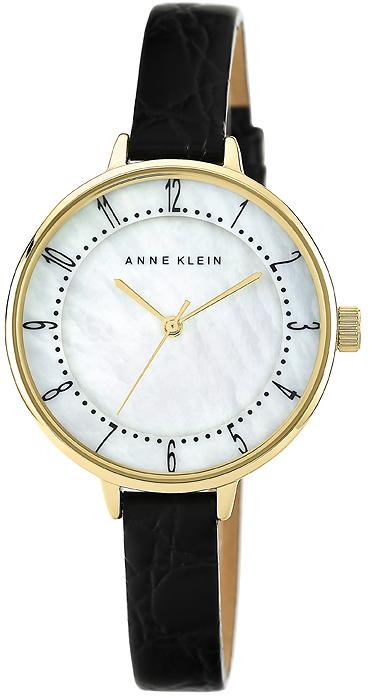 Zegarek damski Anne Klein pasek AK-1404MPBK - duże 1