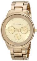 Zegarek damski Anne Klein bransoleta AK-1416CHGB - duże 1