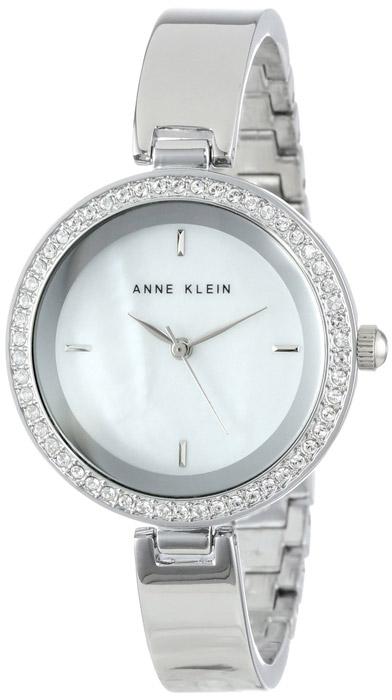 Zegarek damski Anne Klein bransoleta AK-1421MPSV - duże 1