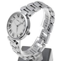 Zegarek damski Anne Klein bransoleta AK-1429SVSV - duże 3