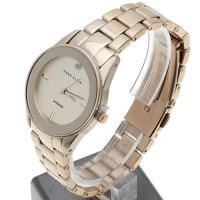 Zegarek damski Anne Klein bransoleta AK-1434CHGB - duże 3
