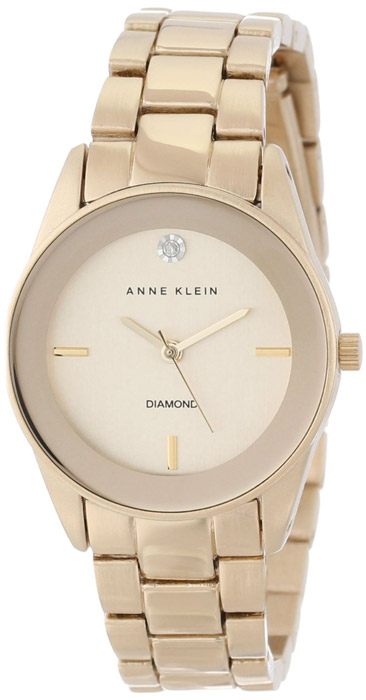 Zegarek Anne Klein AK-1434CHGB - duże 1
