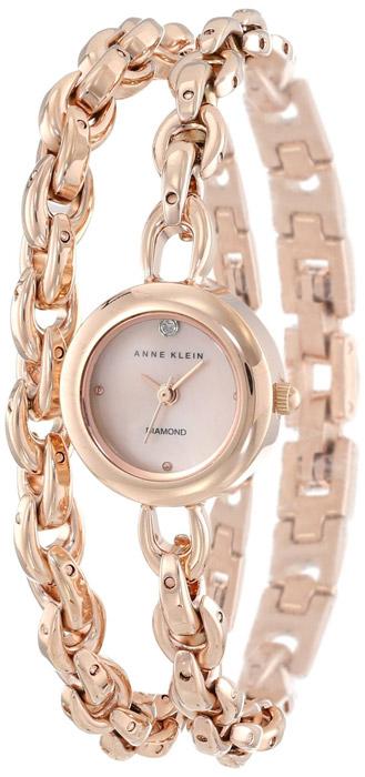 Zegarek damski Anne Klein bransoleta AK-1438RMRG - duże 1