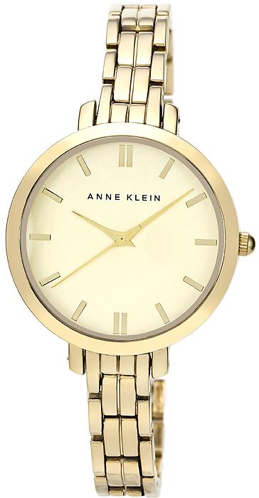 Zegarek damski Anne Klein bransoleta AK-1446CHGB - duże 1