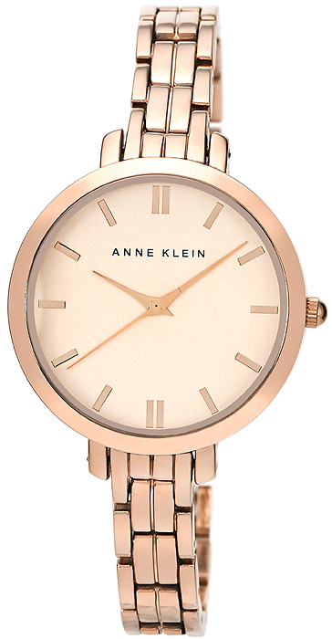 Zegarek damski Anne Klein bransoleta AK-1446RGRG - duże 1
