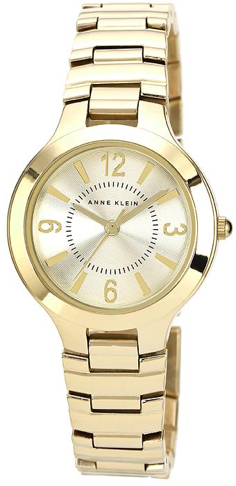 Zegarek damski Anne Klein bransoleta AK-1450CHGB - duże 1