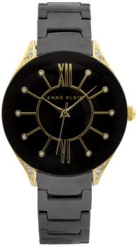 zegarek Anne Klein AK-1672BKGB