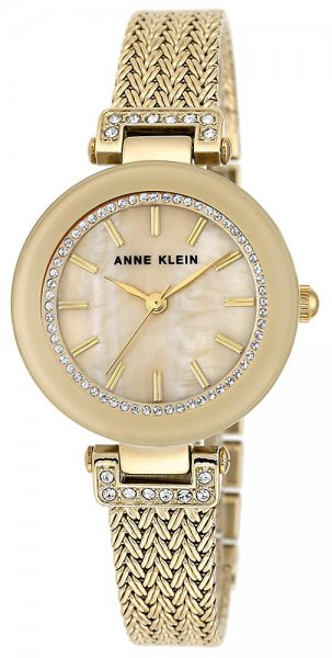 Zegarek Anne Klein AK-1906TMGB - duże 1