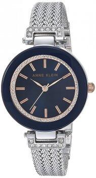 zegarek damski Anne Klein AK-1907NVRT