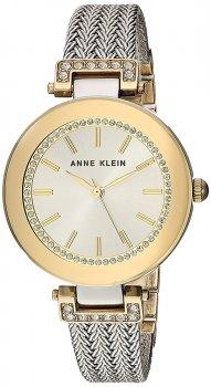 zegarek damski Anne Klein AK-1907SVTT