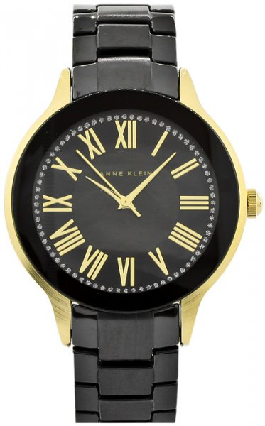 Zegarek Anne Klein AK-1948BKGB - duże 1