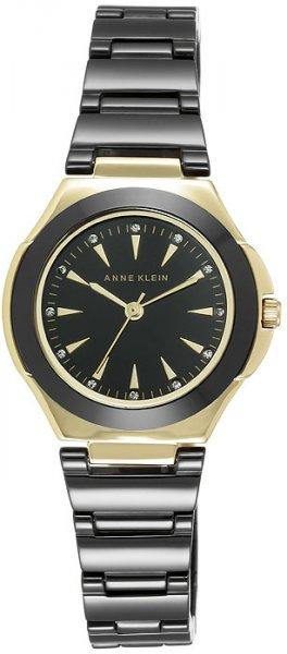 Zegarek Anne Klein AK-2176BKGB - duże 1