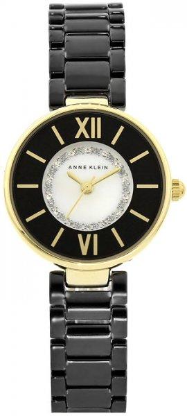 Zegarek Anne Klein  AK-2178BKGB - duże 1