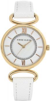 zegarek damski Anne Klein AK-2192RGWT