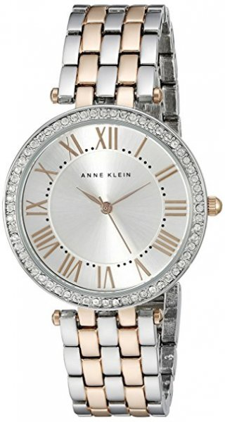 Zegarek damski Anne Klein bransoleta AK-2231SVRT - duże 1