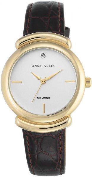 Zegarek damski Anne Klein pasek AK-2358SVBN - duże 3