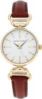 Zegarek damski Anne Klein pasek AK-2498WTBN - duże 1
