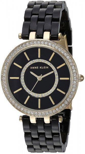 Zegarek Anne Klein AK-2620BKGB - duże 1