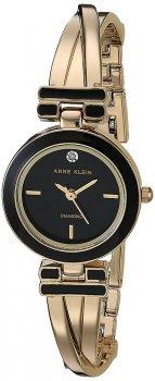 zegarek damski Anne Klein AK-2622BKGB