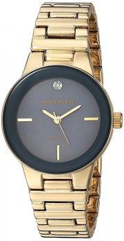zegarek damski Anne Klein AK-2670GMGB