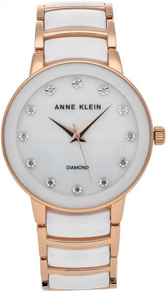 Zegarek Anne Klein AK-2672WTRG - duże 1