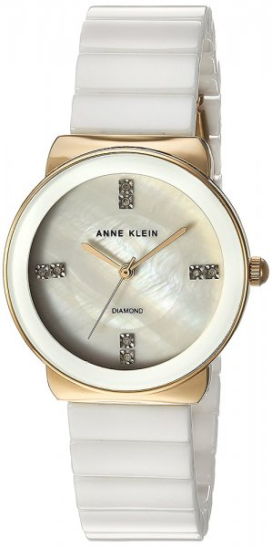 Zegarek Anne Klein AK-2714WTGB - duże 1