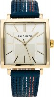 Zegarek damski Anne Klein pasek AK-2740CHBL - duże 1