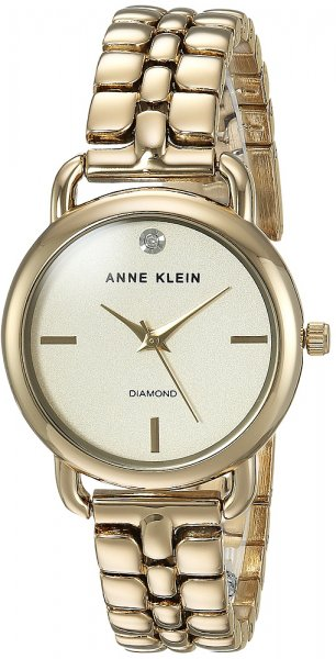 Zegarek Anne Klein AK-2794CHGB - duże 1