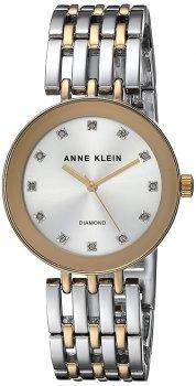 zegarek damski Anne Klein AK-2945SVTT