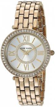 zegarek damski Anne Klein AK-2966SVGB